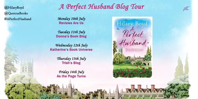 A Perfect Husband Blog Tour Poster (1)