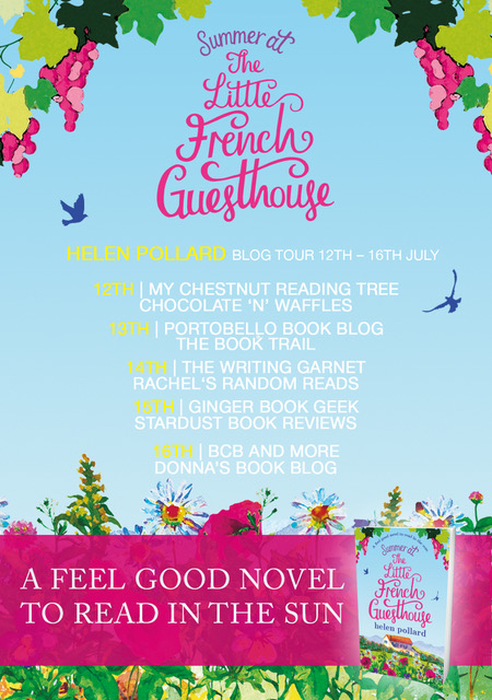 Summer at the Little French Guesthouse - Blog Tour