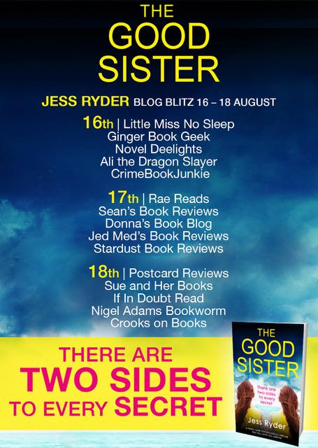 The Good Sister - Blog Tour