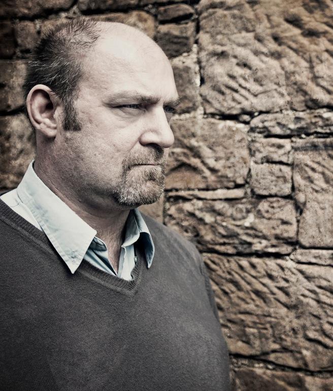 Graham Smith Author Pic