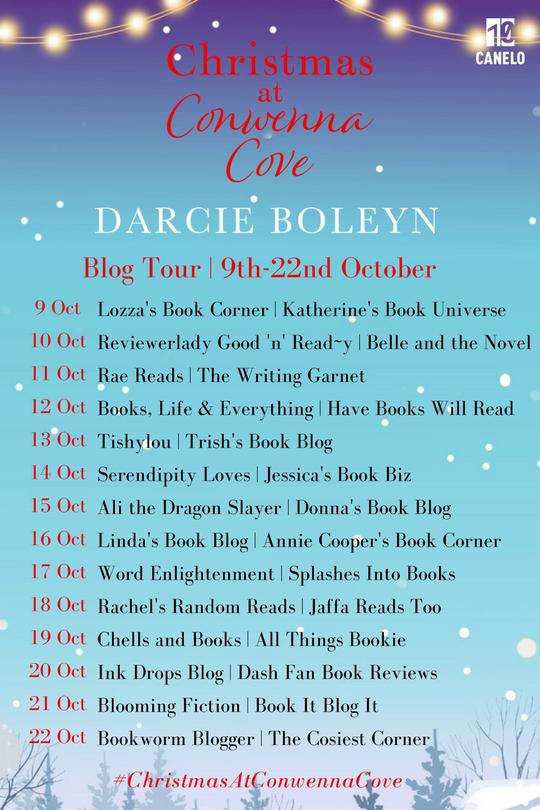 Christmas at Conwenna Cove Blog Tour Banner (2)