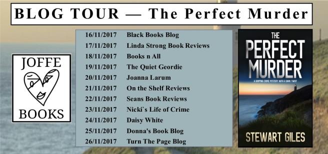 Blog Tour Banner - The Perfect Murder