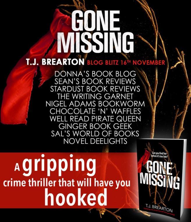 Gone Missing Banner