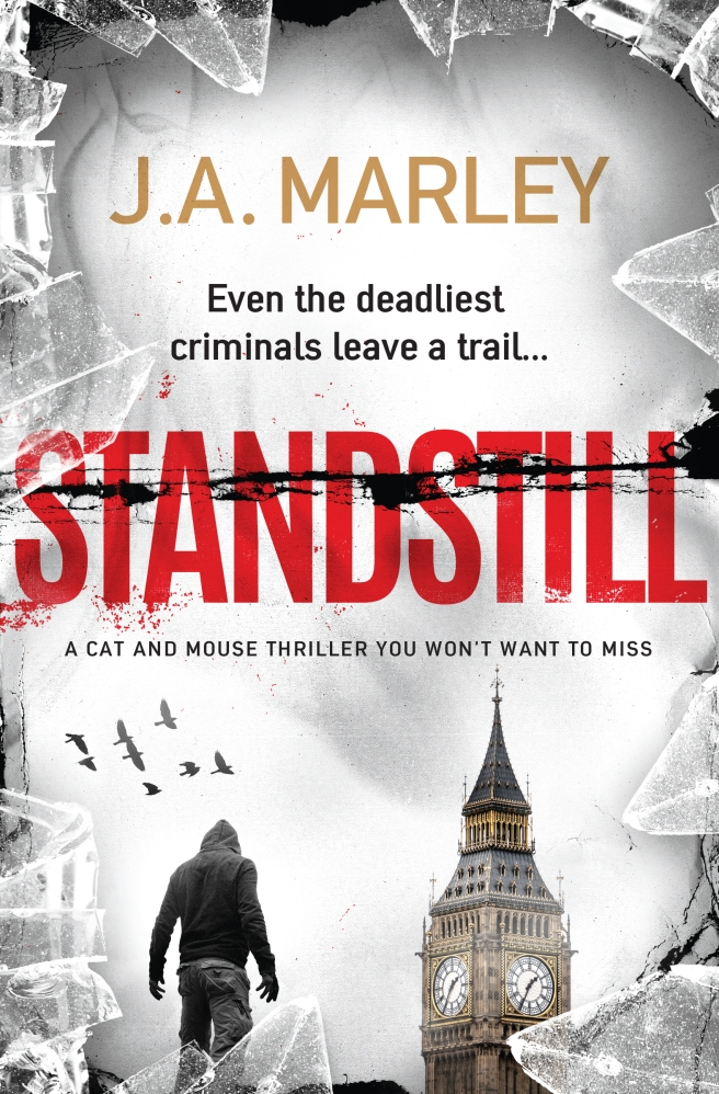 J.A. Marley - Standstill_cover_high res