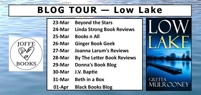Blog Tour Banner - Low Lake