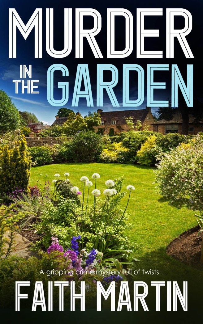 MURDER IN THE GARDEN 3