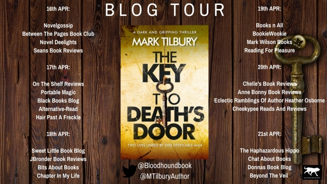 Blog Blitz Banner Final - The Key To Deaths Door