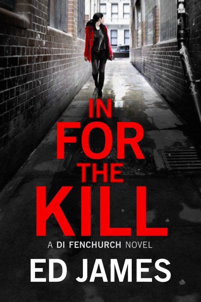 In For The Kill Cover 1