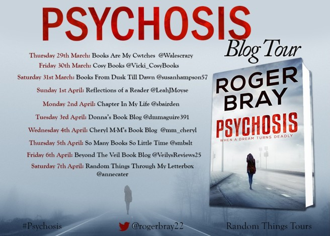 Psychosis Blog Tour