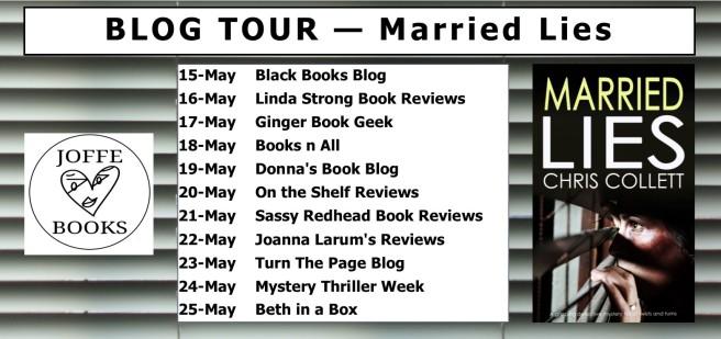 BLOG TOUR - Married Lies