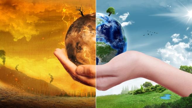 global warming image