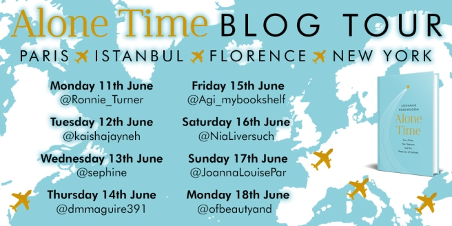 Alone Time Blog Tour Banner
