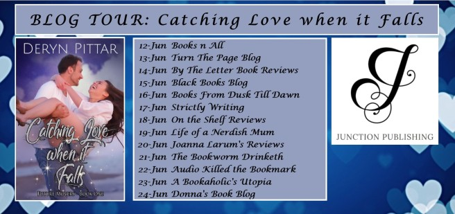 BLOG TOUR Banner - Catching Love