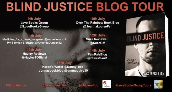 Blog Tour Banner- Blind Justice