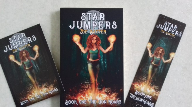 Star Jumpers - Zoe Baxter - prize