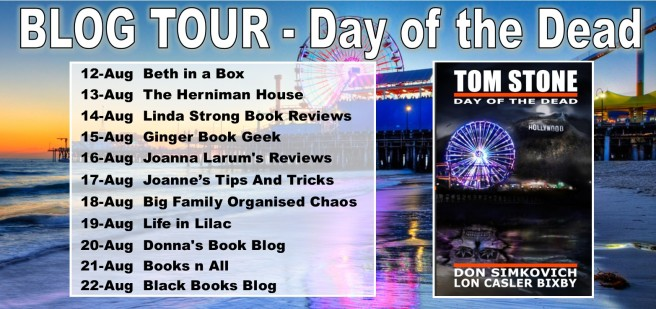 BLOG TOUR - Day of the Dead