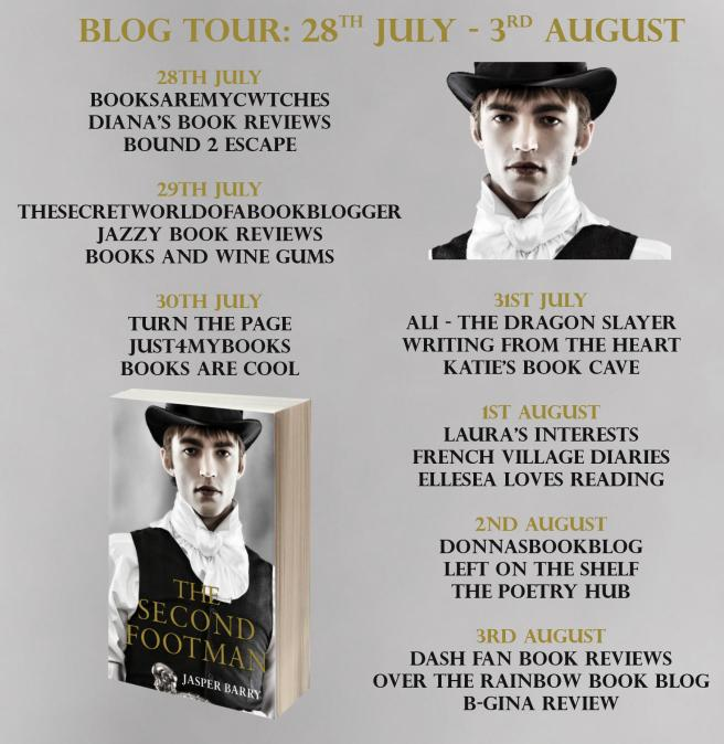 The Second Footman Full Tour Banner