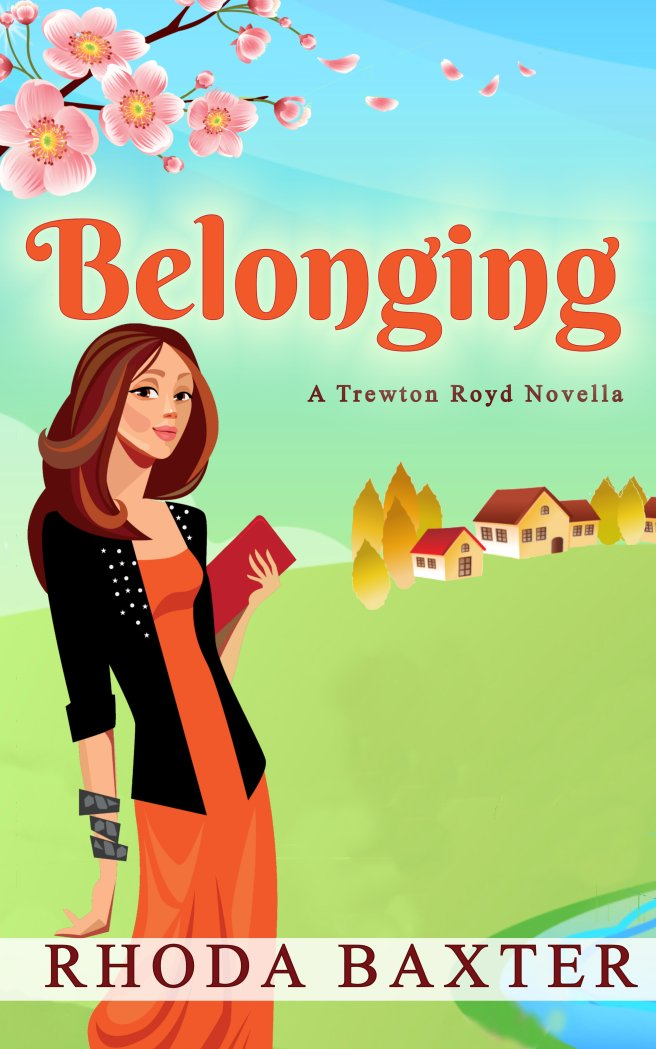 Belonging cover 4