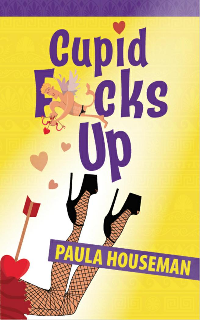 Cupid Fcks up ebook cover