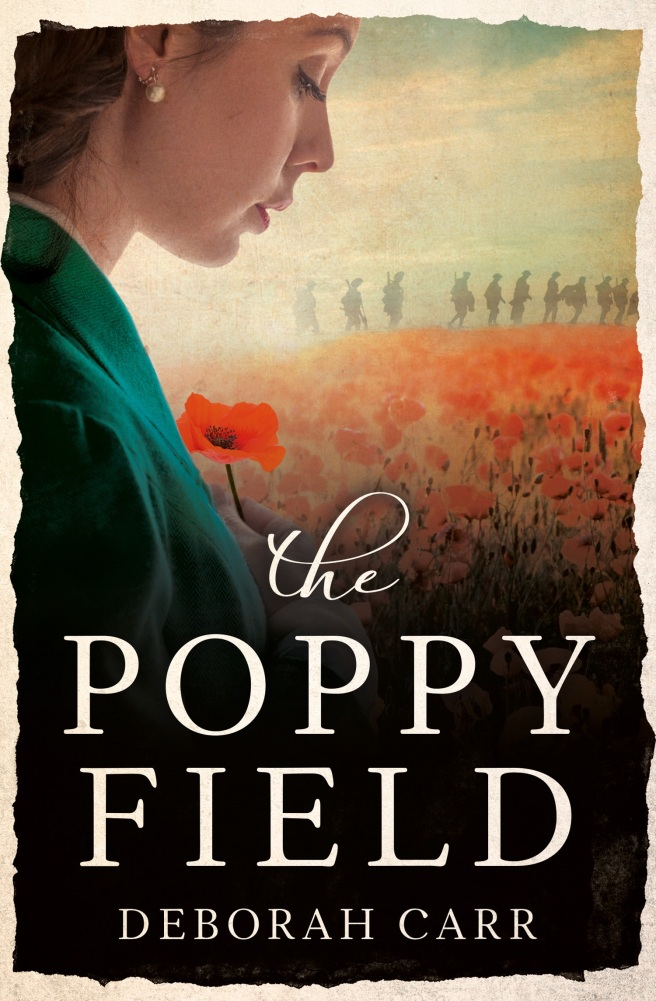 The Poppy Field Cover