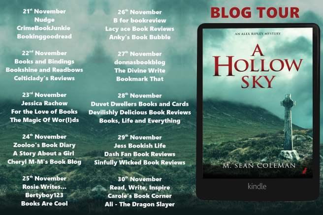 A Hollow Sky Full Tour Banner