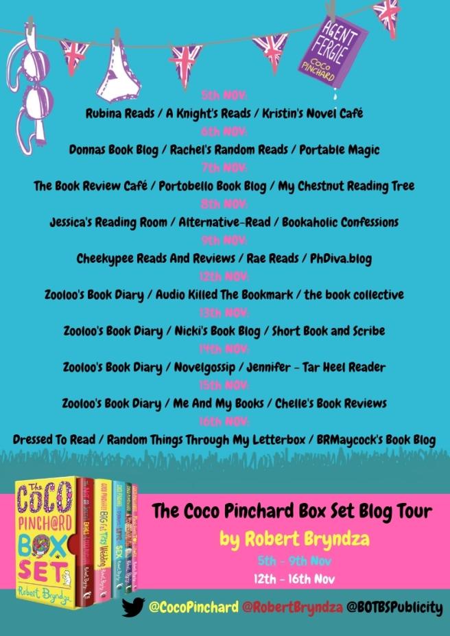 BLOG TOUR - COCO PINCHARD BOX SET
