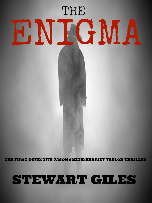 The enigma final cover 2