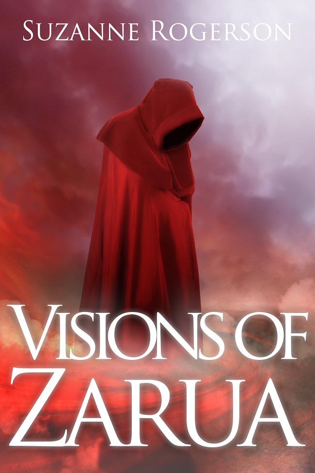 Visions ISBN 978-1518802393 Visions of Zarua cover
