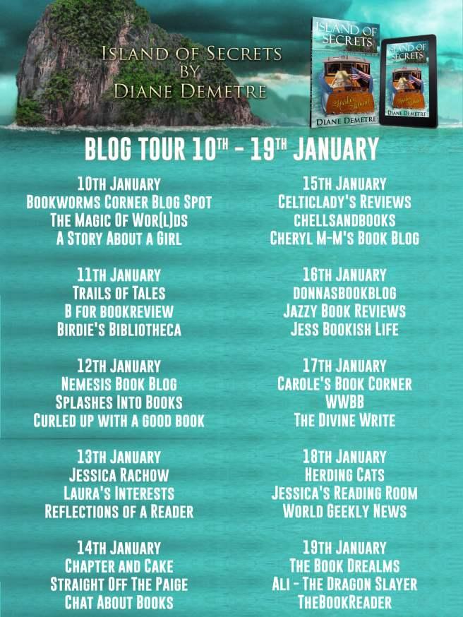 island of secrets full tour banner