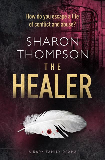 Sharon Thompson - The Healer_cover_high res.jpeg