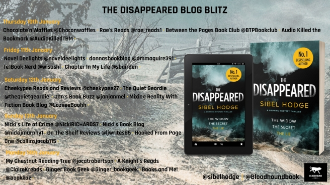 The Disappeared Blog Blitz.jpg
