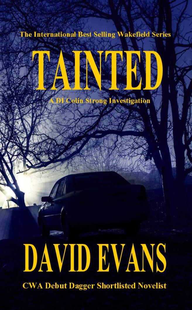 TAINTED - David Evans - Book Cover