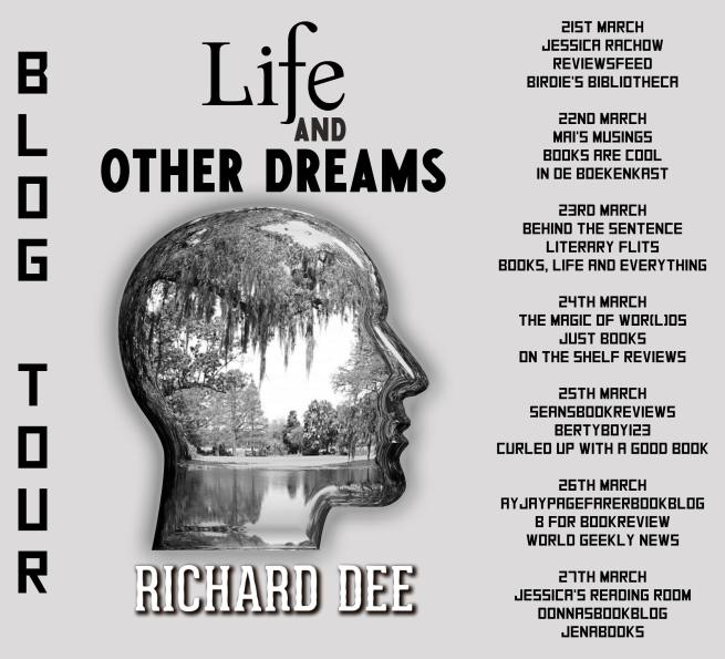 Life and Other Dreams Full Tour Banner