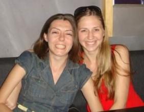 Tanya and Lina