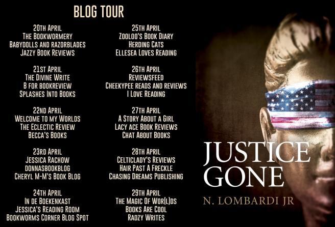 Boekenkast New Jersey.Blogtour Bookpromo For Justice Gone By N Lombardi Jr