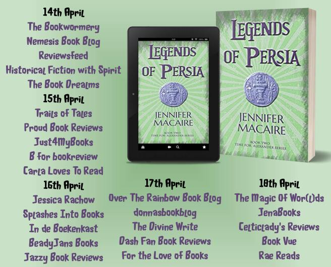 Legends of Persia Full Tour Banner