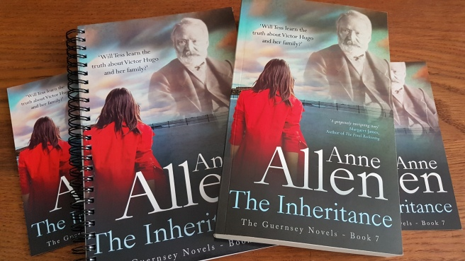 The Inheritance Giveaway Prize
