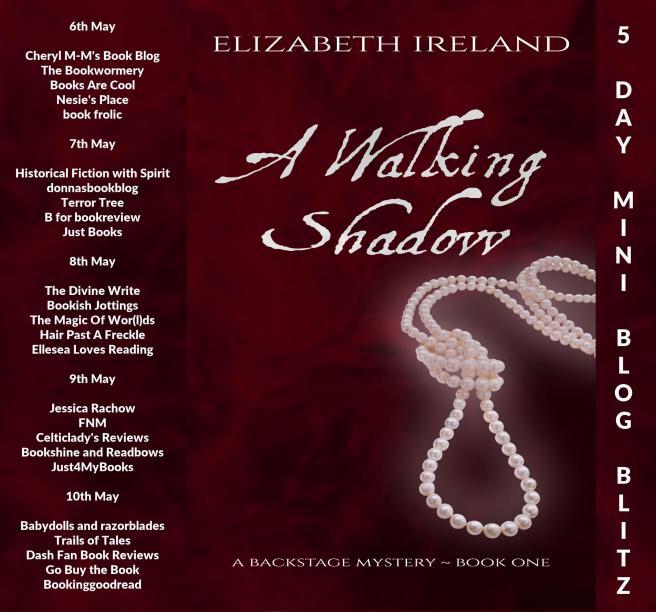 A Walking Shadow Full Tour Banner