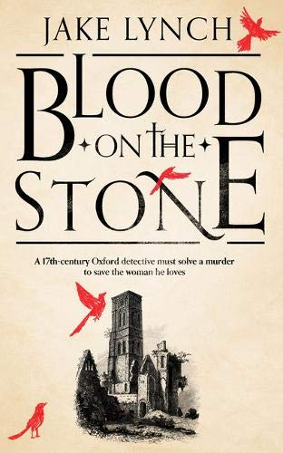 Blood on the Stone Front Cover
