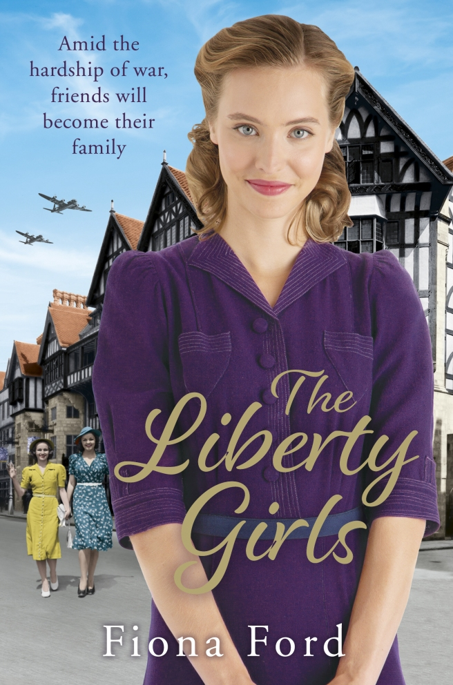 Liberty Girls cover image hi-res