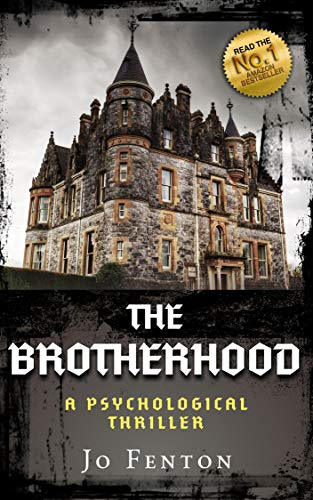 The Brotherhood cover - with bestseller sticker