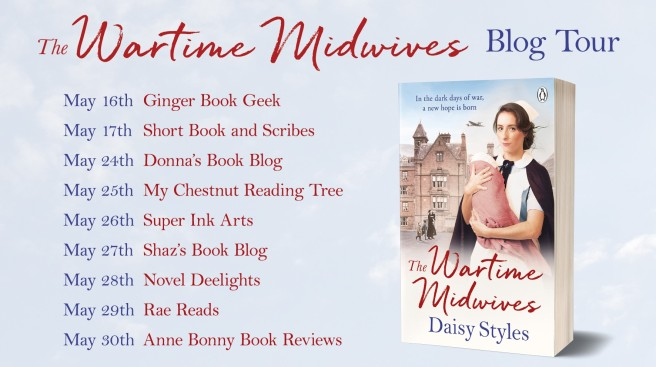 Wartime Midwives blog tour.jpg