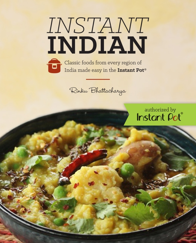 Instant Indian Cover