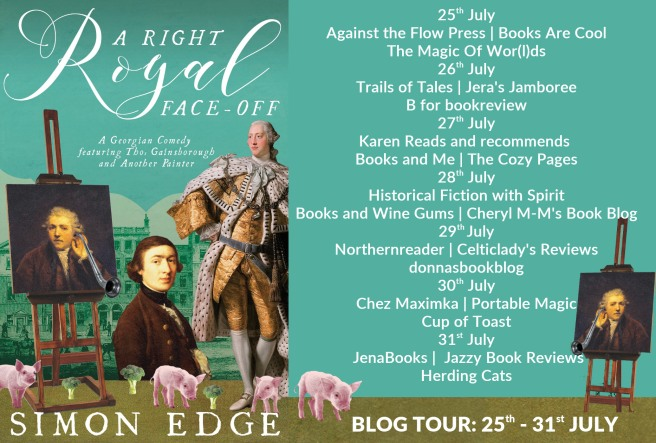 A Right Royal Face Off Full Tour Banner