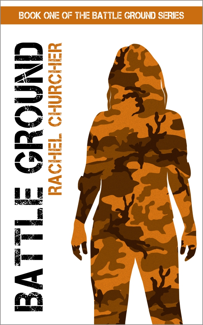 Battle Ground Rachel Churcher cover