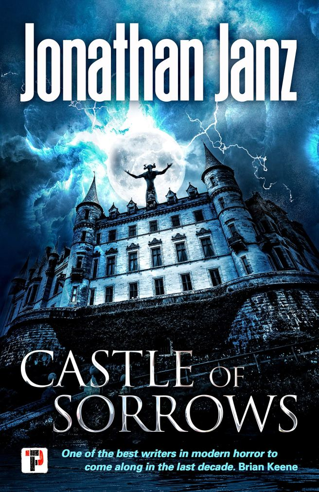 Castle of Sorrows Cover