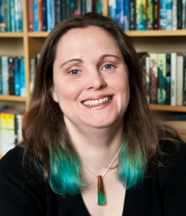 Rachel Churcher Author photo