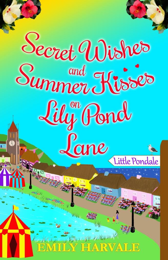 Secret Wishes and Summer Kisses on LPL -FLAT-KINDLE-JUNE9.jpg