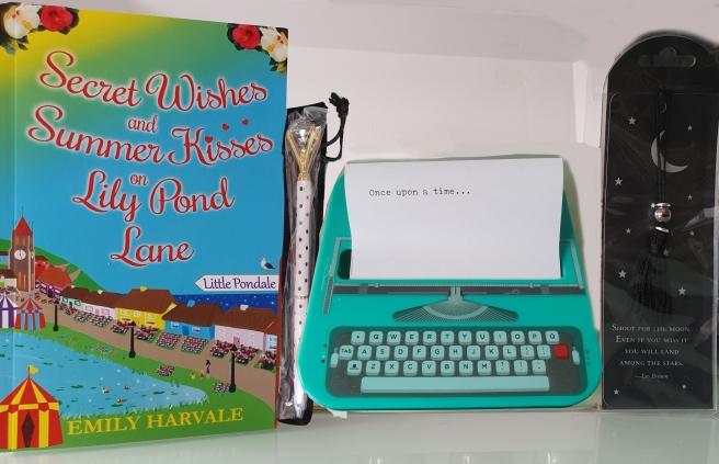 Secret Wishes Blog tour giveaway