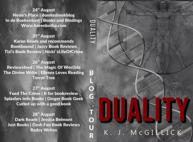 Duality Full Tour Banner